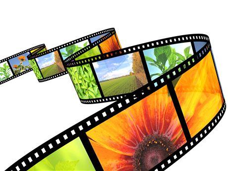 ilustrační - editace videa