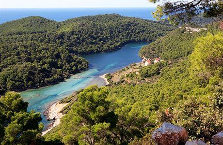 Chorvatsko, Mljet