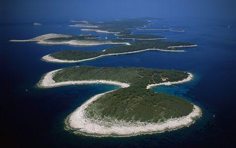 Chorvatsko, Pakleni otoci