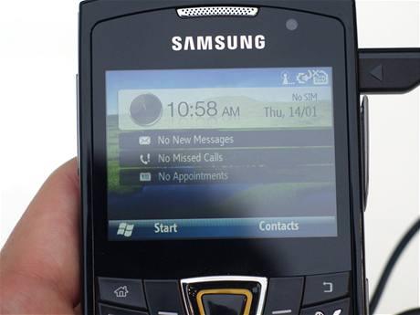 Samsung Omnia Pro 5