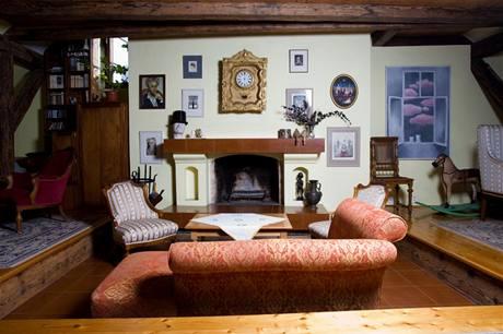 Kdo má alespoň trochu smysl pro romantiku, musí si v půdním bytě připadat jako v ráji