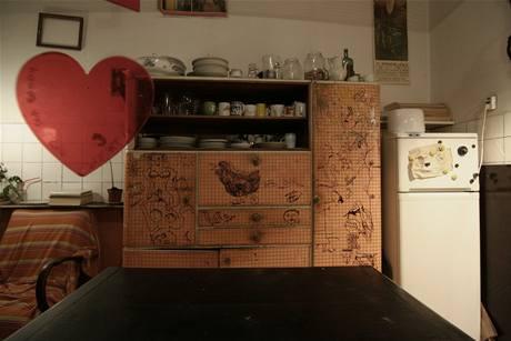 V kuchyni jde styling stranou, v kuchyni se člověk cítí uvolněně