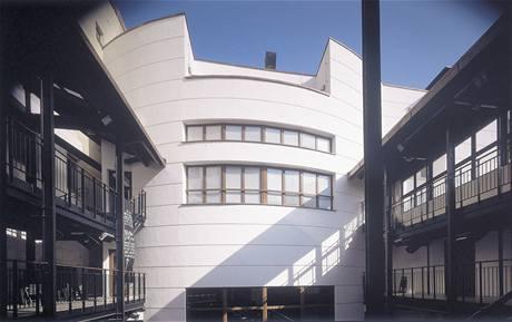 Divadlo Husa na provázku - Brno (1986 -1993)