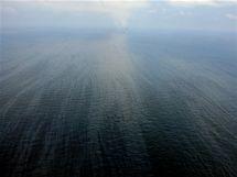 Únik ropy v Mexickém zálivu (11. června 2010)