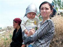Nepokoje v Kyrgyzstánu (12. června 2010)