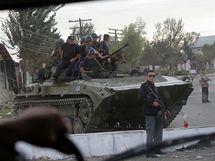 Nepokoje v Kyrgyzstánu (16. června 2010)