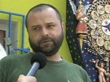 Syn a spoluautor orloje Jakub Šimon