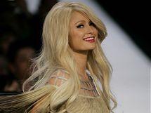 Týden módy v Sao Paulu - Paris Hiltonová