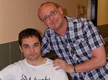 Martin Zach a David Novotný