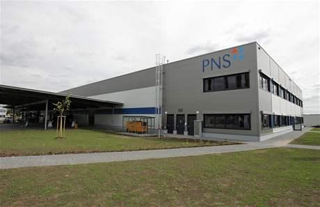 Otevření centra PNS