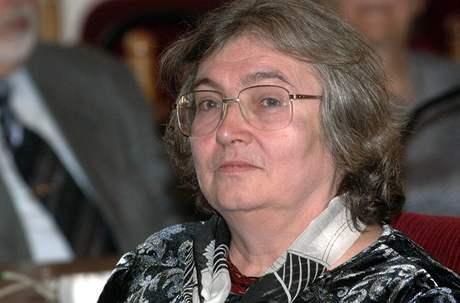 Novinářka a překladatelka Petruška Šustrová