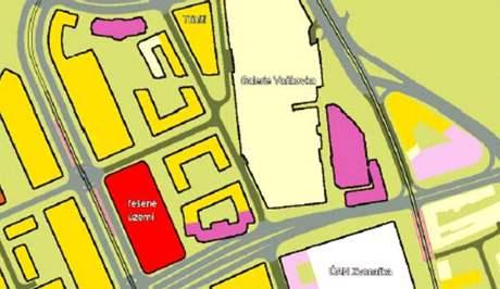 Společnost Jižní centrum Brno vyhlásila výběrové řízení na zájemce o revitalizaci území Bulvár - Opuštěná ulice v takzvaném Jižním centru