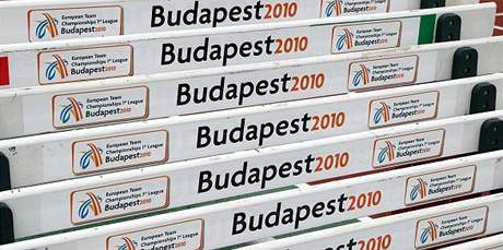 ME družstev v Budapešti