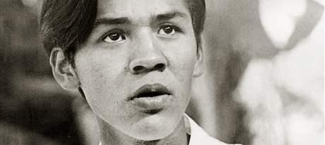Juan Romero na snímku z června 1968.