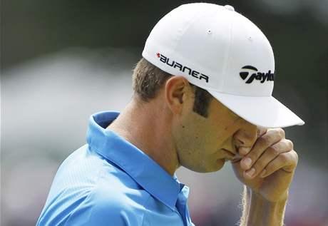 Dustin Johnson, US Open 2010.