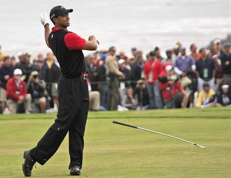 Tiger Woods, US Open, 4. kolo