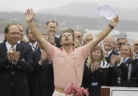 Graeme McDowell, US Open, 4. kolo