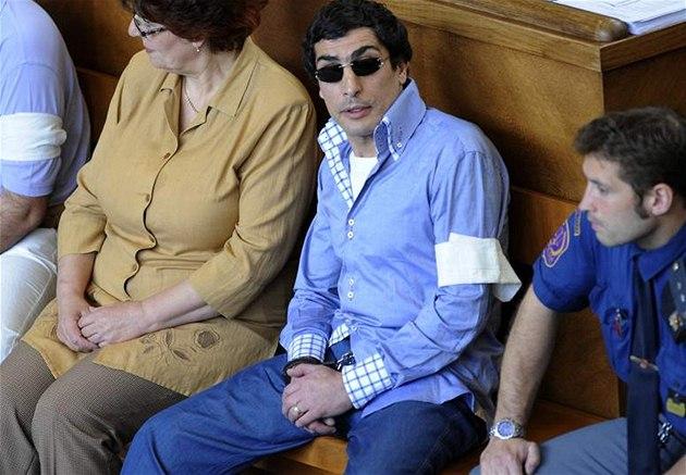 Obžalovaný Andranik Soghojan