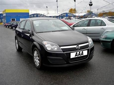 Opel Astra AAA Auto