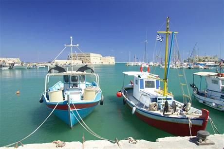 CK Greece Tours - přístav