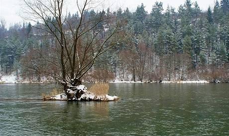 Lokalita řeky San