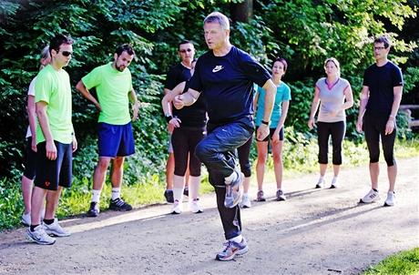 Trénink na maraton