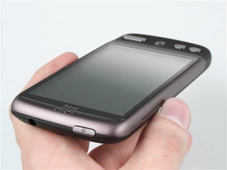 Recenze HTC Desire detail