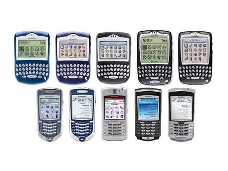 Mobilni OS BlackBerry