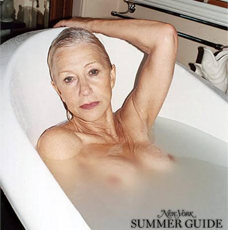 Nahá Helen Mirrenová.