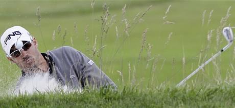 Grégory Havret, čtvrté kolo US Open 2010.