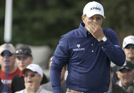 Phil Mickelson, US Open 2010.