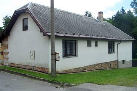 Dům po zavražděných Širůčkových v Tučapech