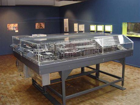 První pokus o počítač nesl název Z1 a Konrad Zuse jej sestrojil v roce 1936.