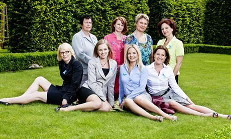 Nové poslankyně pózovaly pro Magazín MF DNES.
