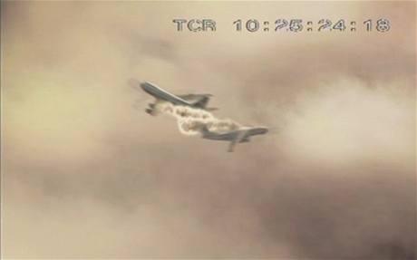 Letecké katastrofy - Srážka nad Dillí