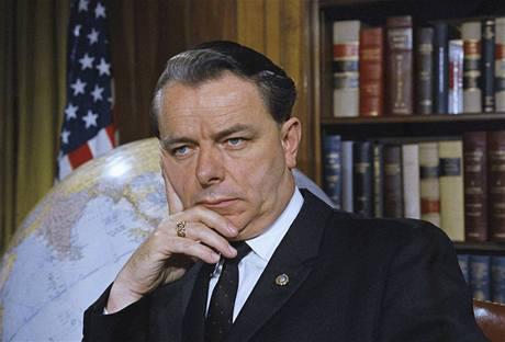 Nejdéle sloužící americký senátor Robert Byrd