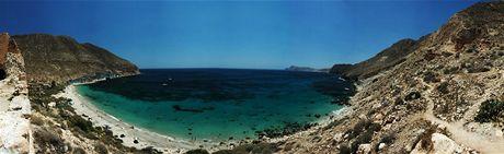 Španělsko, moje tajná pláž