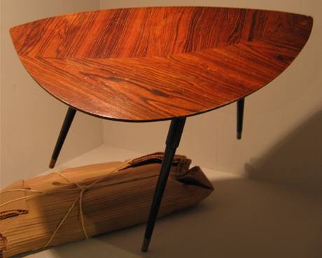 Prvním kouskem nábytku IKEA, který se prodával v plochém balení, byl stolek Lövet