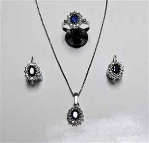 Jana Polová - náhrdelník set