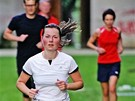 Trénink na maraton - technika běhu