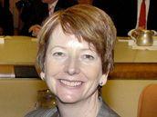 Nová australská premiérka Julia Gillardová