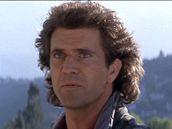 Z filmu Smrtonosná zbraň 2 - Mel Gibson