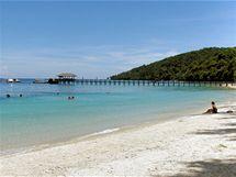 Ostrov Palau Manukan