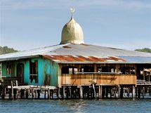 Mešita na kůlech