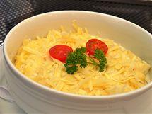 Pappardelle s omáčkou gorgonzola za 95 korun