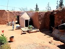 Neděle 20.06. Na dvoře se roztápí-hammam, tradiční sauna