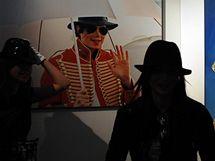 Pocta Michaelu Jacksonovi v divadle Hybernia