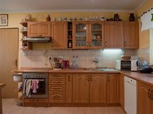 Kuchyně před proměnou