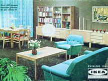 Katalog IKEA z roku 1966