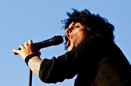 Green Day koncertovali v Praze (29. června 2010)